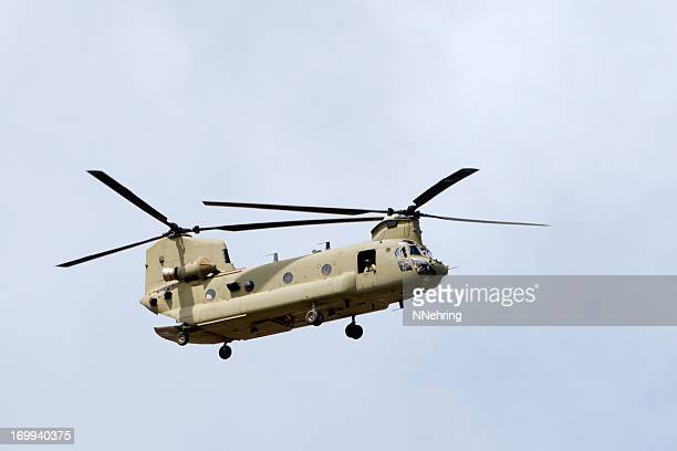 military helicopter Boeing Ch47 Chinook