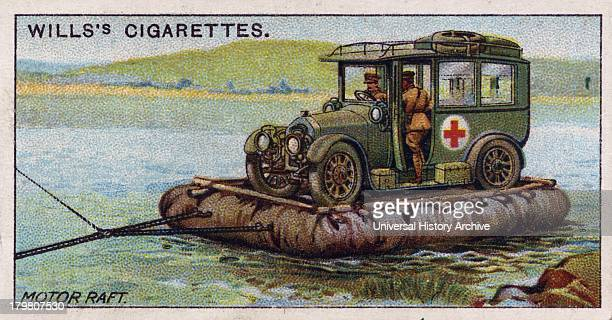 British Motor Raft