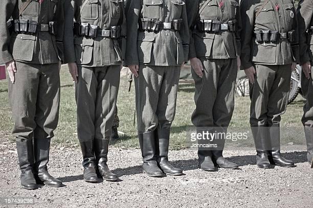 Parade militaire.