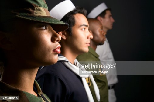 US military soldiers
