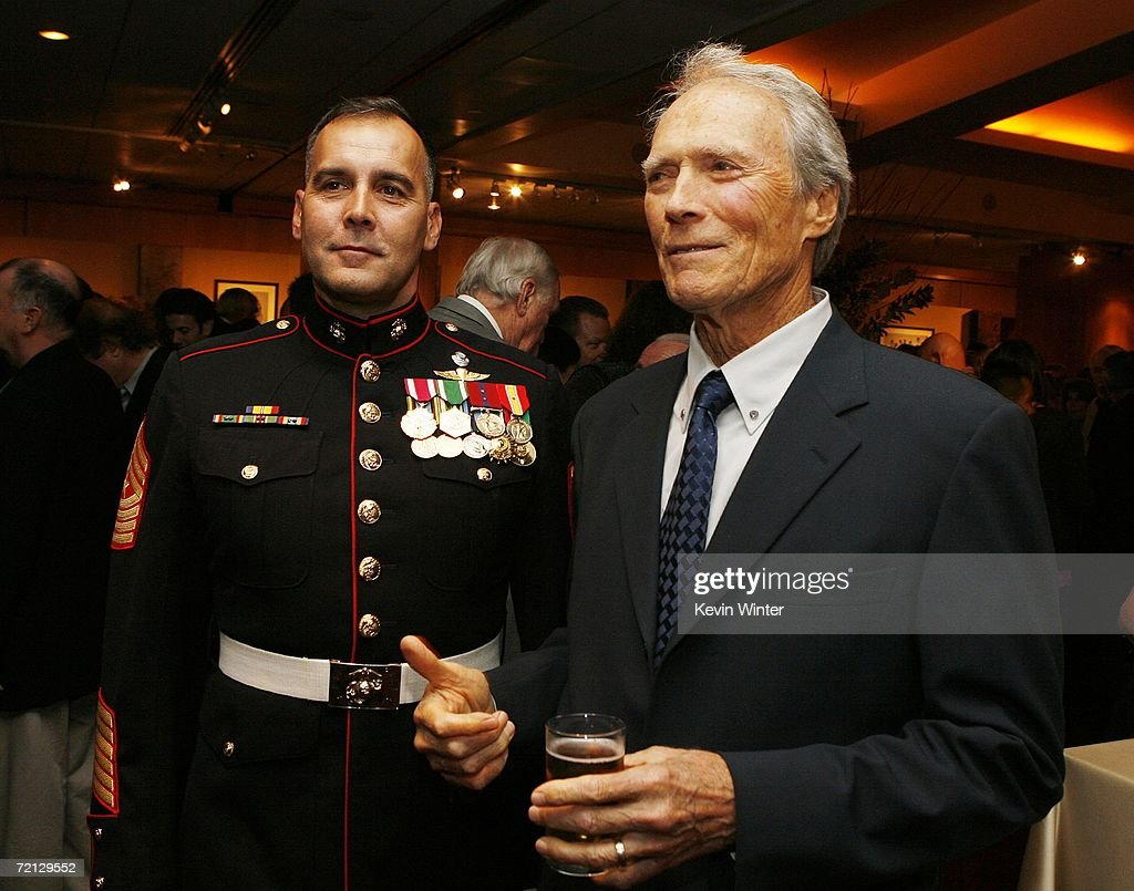 Clint Eastwood was drafted into the United States Army during the Korean War.