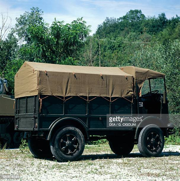 Military Vehicles Italy 20th century SPA truck year 1940