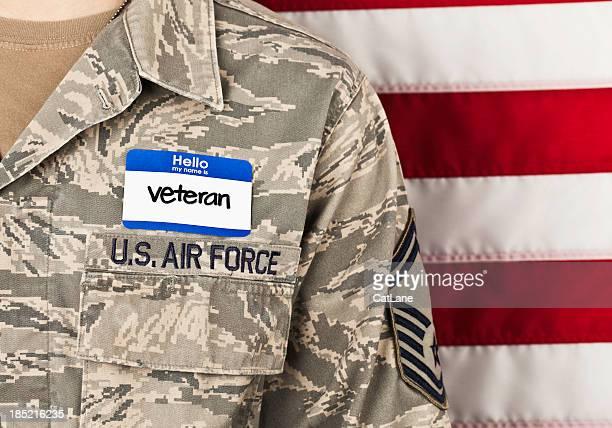 Military Veteran - Horizontal