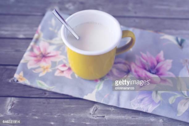 Milk hot