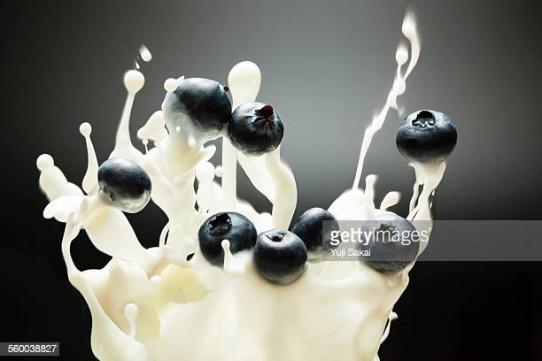 Milk lift Blueberry