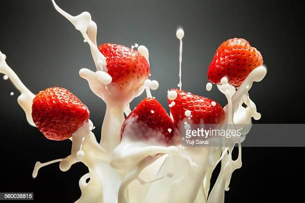 Milk lift Strawberry