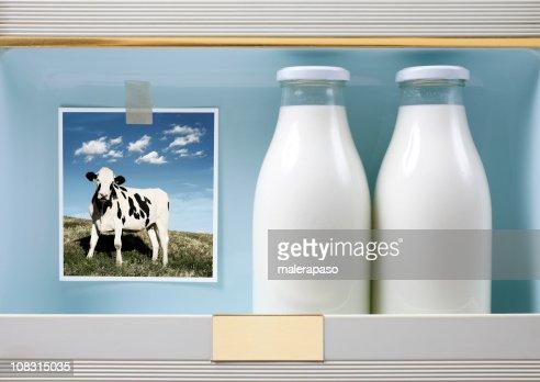 Milk : Stock Photo
