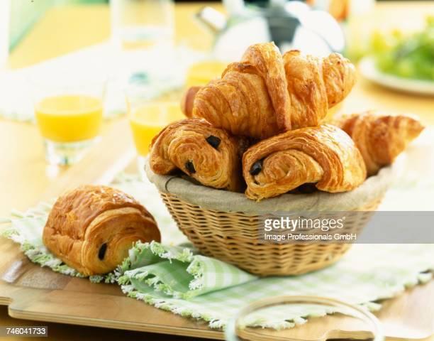 Milkbread pastries