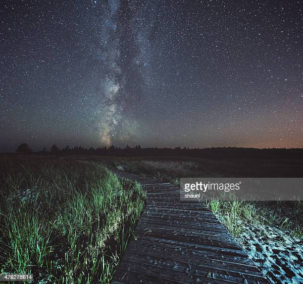 Milky Way Boardwalk