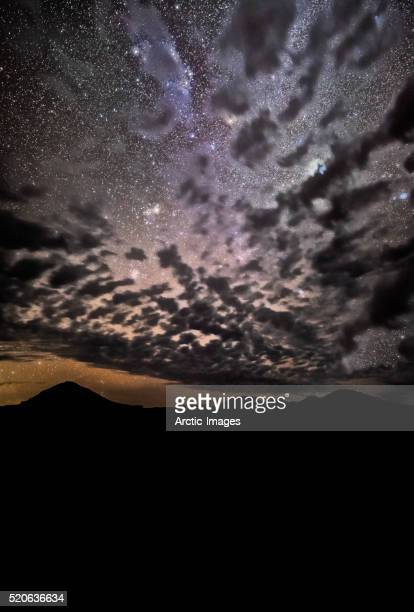 Milky way galaxy and stars, Namibia, Africa