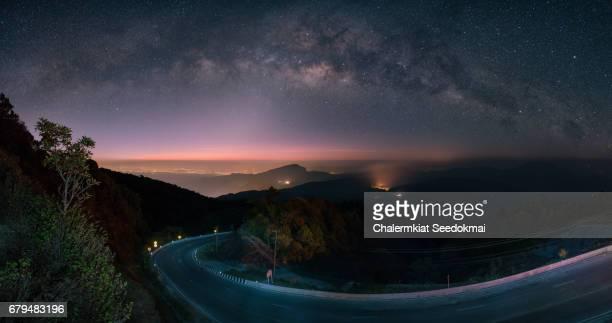 Milky Way in Thailand