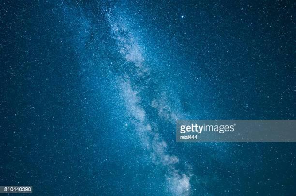 Milky way in de Melkweg