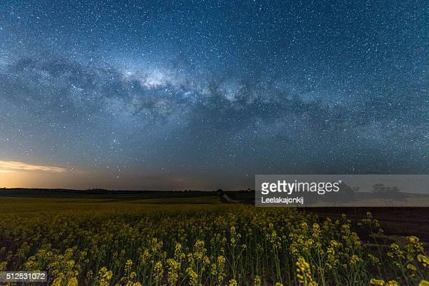Milky way of NSW