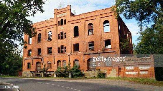 Mill Gerdauen : Foto stock