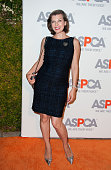Milla Jovovich arrives at the ASPCA event Honoring Kaley CuocoSweeting And Nikki Reed on October 22 2014 in Belair California