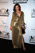 Milla Jovovich attends the Puerto Azul Experience at the 67th Annual Cannes Film Festival on May 21 2014 in Cannes France
