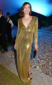 Milla Jovovich attends the welcome party for Puerto Azul Experience Night at Villa St George on May 21 2014 in Cannes France