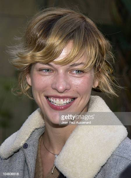 Milla Jovovich during 'Kidnapped' Premiere at Egyptian Theatre in Hollywood California United States