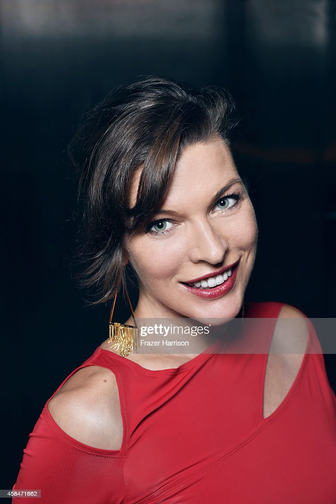 <a gi-track='captionPersonalityLinkClicked' href=/galleries/search?phrase=Milla+Jovovich&family=editorial&specificpeople=202207 ng-click='$event.stopPropagation()'>Milla Jovovich</a> poses for a portrait at the amfAR LA Inspiration Gala on October 29, 2014 in Los Angeles, California.