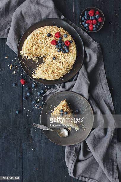 Mille-feuille (Napoleon cake)