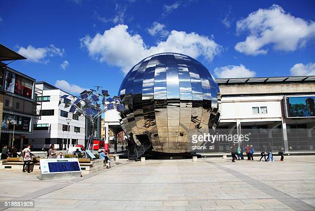 Millenium square, Bristol, Inghilterra