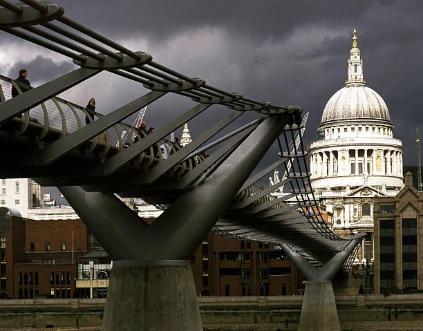 GBR: 10 June 2000: 20 Years Since London's Millennium Bridge Opened