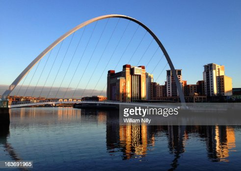Millennium Bridge : Stock Photo