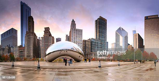 Millennium Park, Chicago, Illinois,USA