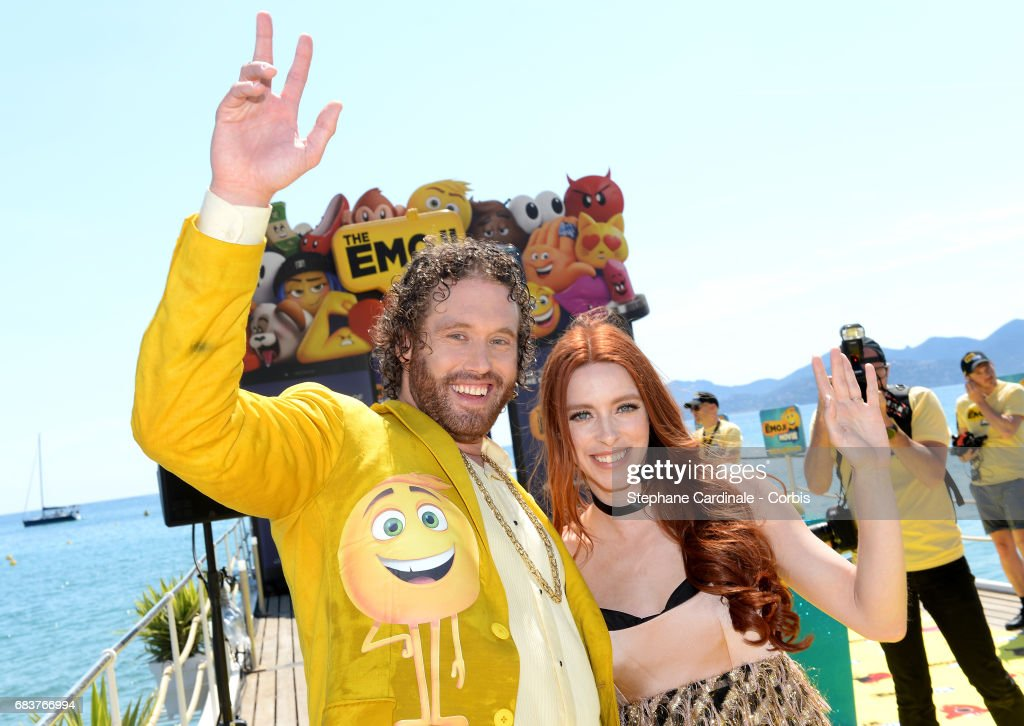 """The Emoji Movie"" Photocall - The 70th Annual Cannes Film Festival"