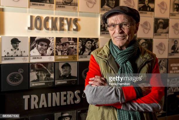 JJ Miller at National Sports Museum on May 17 2017 in Melbourne Australia