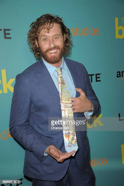 Miller attends 'The Big Sick' New York premiere at The Landmark Sunshine Theater on June 20 2017 in New York City