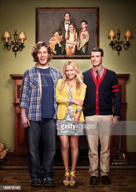 Miller Becki Newton and Scott Foley star in THE GOODWIN GAMES premiering Monday May 20 2013 on FOX
