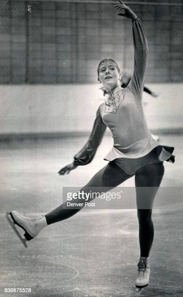 Miller Michelle Ice Skater Her Career is on Ice Michelle Miller 16yearold Arapahoe High School senior decided at age 5 she wanted to become a...