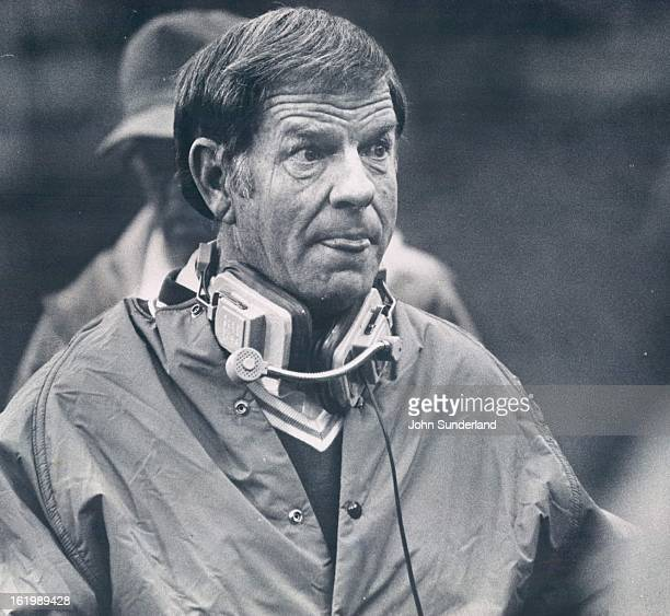 NOV 23 1980 NOV 24 1980 DEC 16 1982 DEC 26 1982 MAY 19 1983 Miller Red Ind Coach What's Going Through This Man's Mind Bronco Coach Red Miller listens...