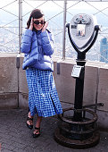 Millie Bobby Brown Lights The Empire State Building In...