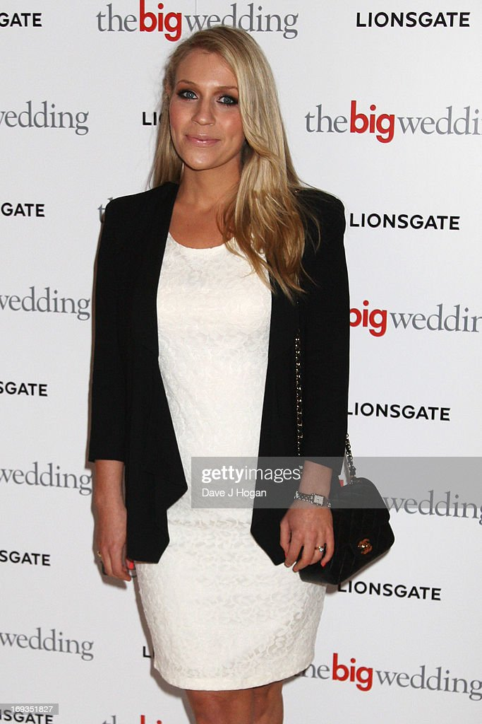 Millie Clode attends a special screening of 'The Big Wedding' at The Mayfair Hotel on May 23, 2013 in London, England.
