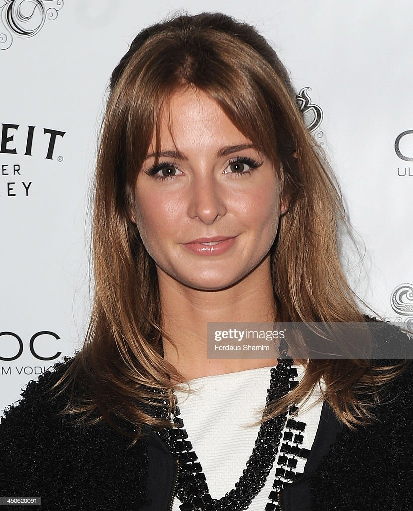 Millie Mackintosh arrives for the 'Steam and Rye' resturent launch party on November 19, 2013 in London, United Kingdom.