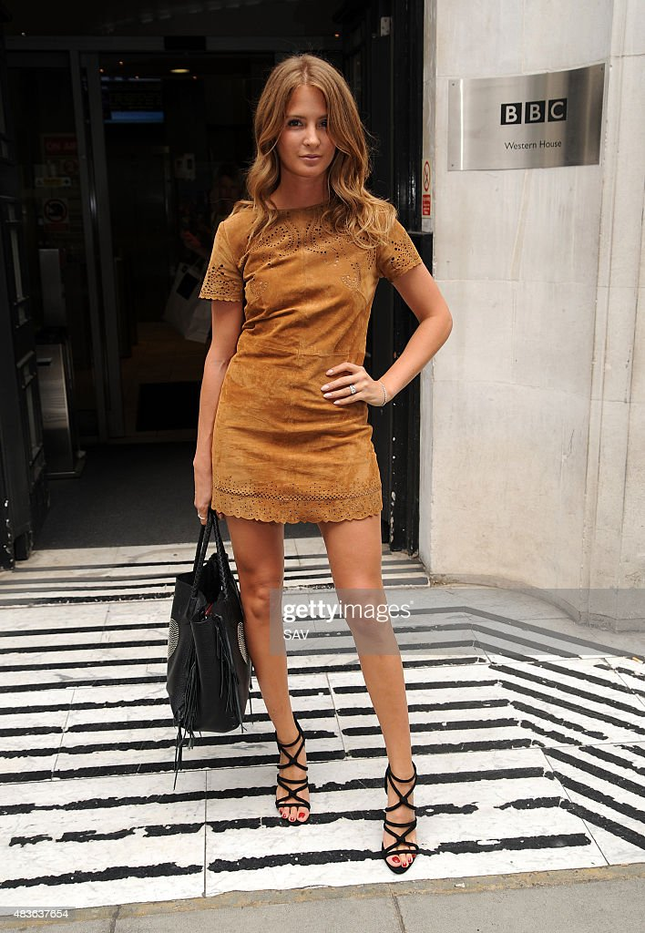Millie Mackintosh at BBC Radio on August 11 2015 in London England