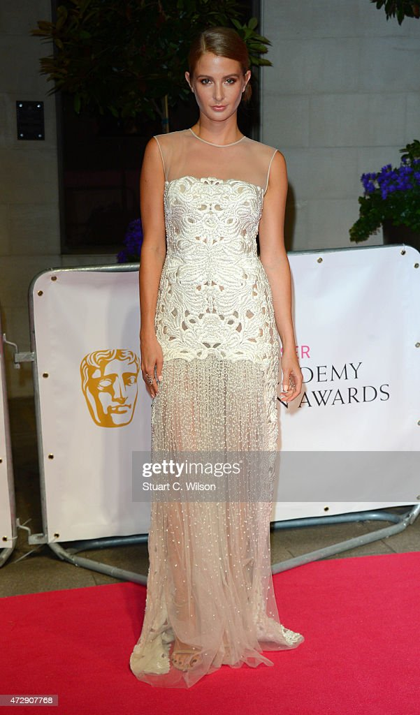 Millie Mackintosh attends the After Party dinner for the House of Fraser British Academy Television Awards at The Grosvenor House Hotel on May 10...