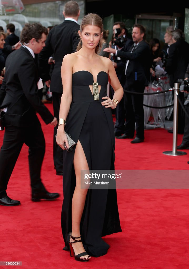 Millie Mackintosh attends the Arqiva British Academy Television Awards 2013 at the Royal Festival Hall on May 12, 2013 in London, England.