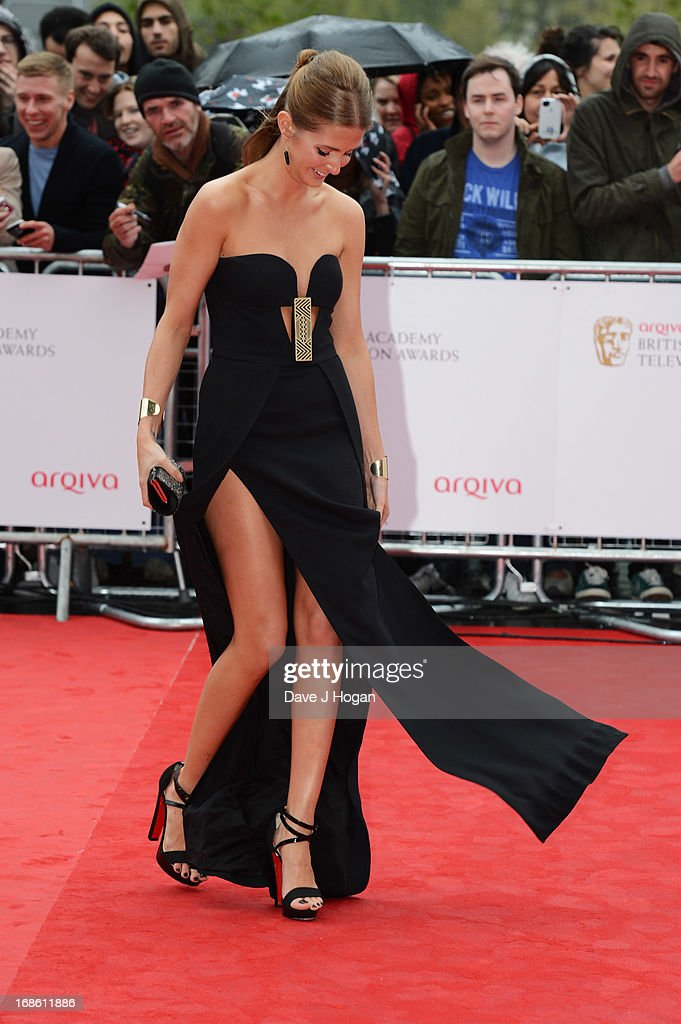 Millie Mackintosh attends the BAFTA TV Awards 2013 at The Royal Festival Hall on May 12, 2013 in London, England.