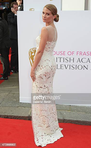Millie Mackintosh attends the House of Fraser British Academy Television Awards at Theatre Royal Drury Lane on May 10 2015 in London England