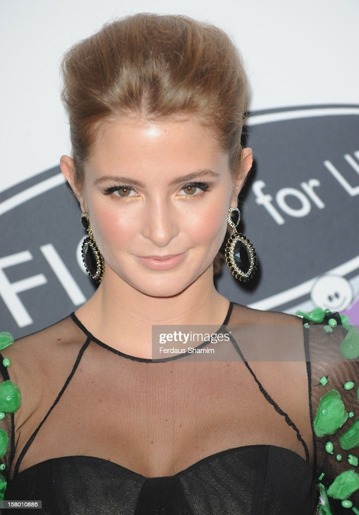 Millie Mackintosh attends the Noble Gift Gala at The Dorchester on December 8, 2012 in London, England.