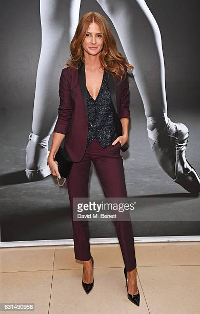 Millie Mackintosh attends the opening night reception of the English National Ballet's production of 'Giselle' hosted by St Martins Lane on January...