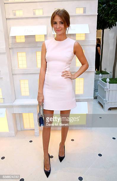 Millie Mackintosh attends the opening of the House Of Dior on New Bond Street on June 8 2016 in London England