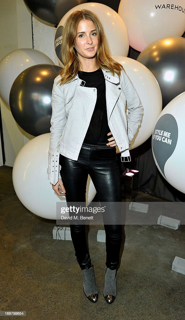 Millie Mackintosh attends the Warehouse Summer Party at The Yard on May 15, 2013 in London, England.