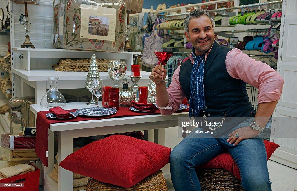 Million Dollar Decorators million dollar decorators' martyn lawrence bullard sits at a table