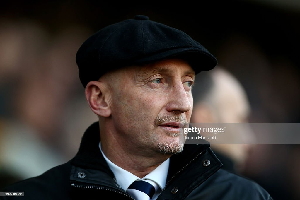 Millwall manager Ian Holloway looks on at the start of the Sky Bet Championship match between Millwall and Middlesbrough at The Den on December 6...