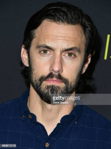 Milo Ventimiglia arrives at 20th Century Fox Television NBC's 'This Is Us' FYC Screening And Panel at The Cinerama Dome on June 7 2017 in Los Angeles...