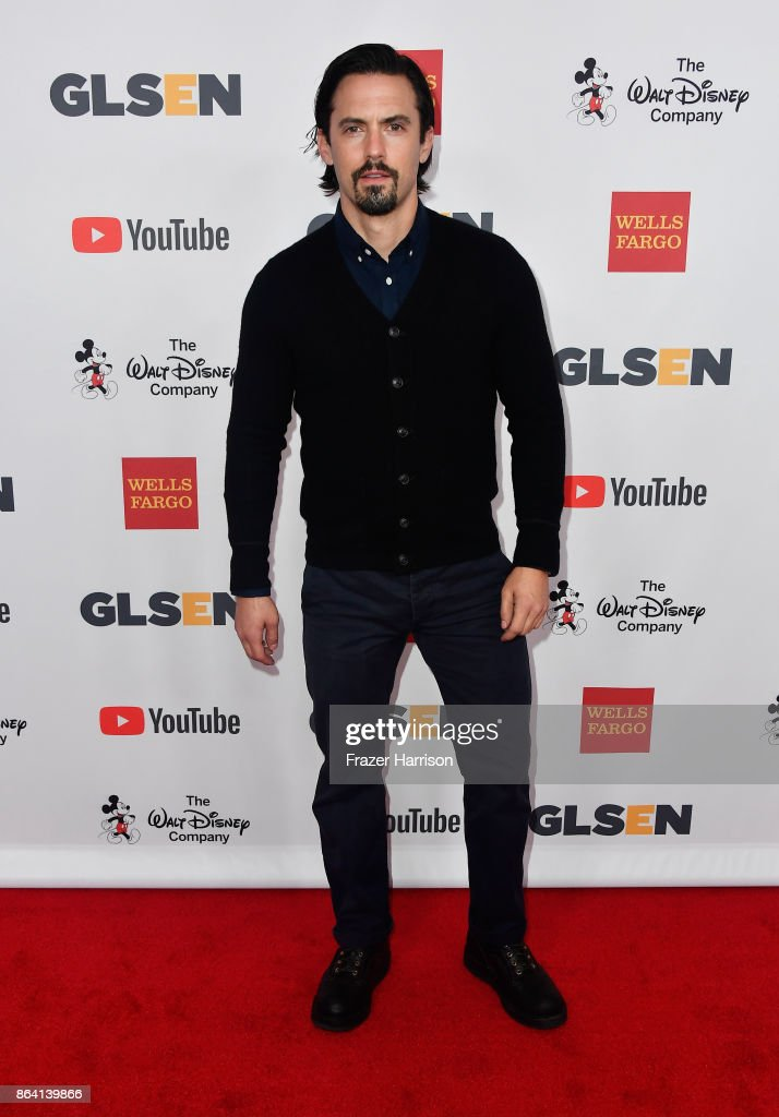 Milo Ventimiglia at the 2017 GLSEN Respect Awards at the Beverly Wilshire Four Seasons Hotel on October 20, 2017 in Beverly Hills, California.